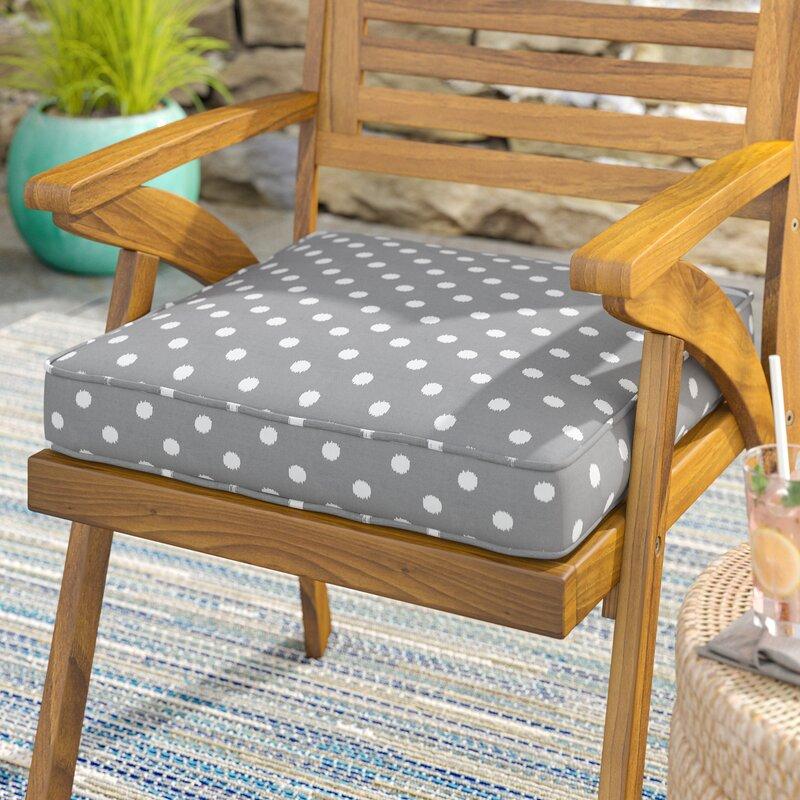 Beachcrest Home Bridgewood Indoor/Outdoor Dining Chair ...