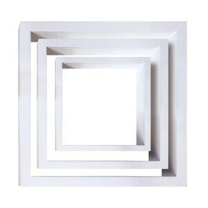 Cubbi 3 Piece Wall Shelf Set