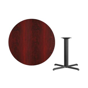 Lula Round Laminate Dining Table