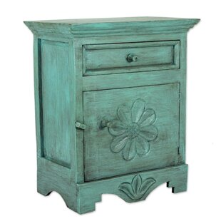 Dalton Antigua Bloom 1 Drawer Chest
