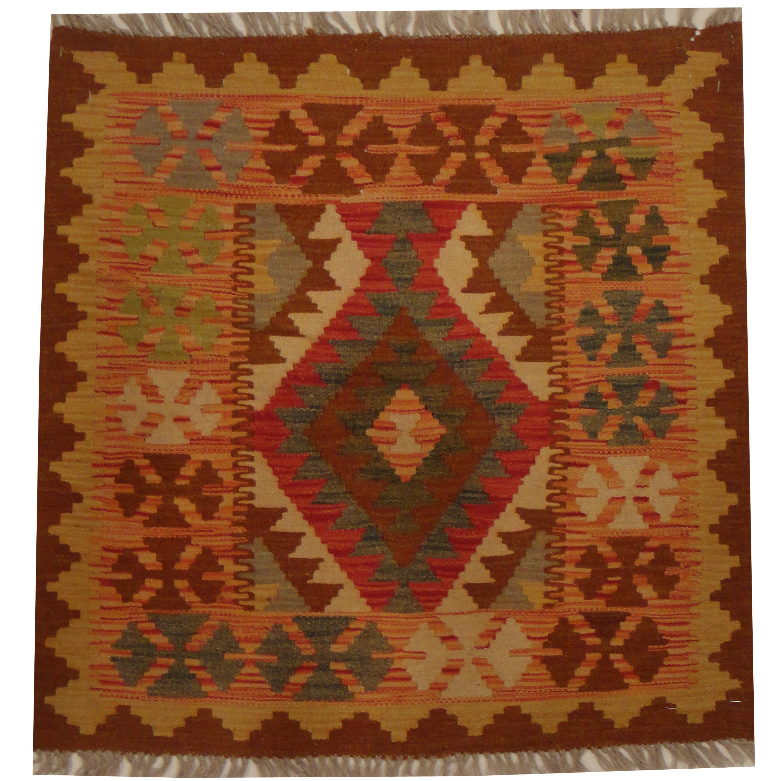 Herat Oriental Red Brown Area Rug Wayfair