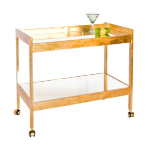 Bar Cart by Worlds Away