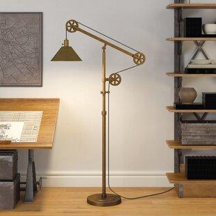 680f99984d Height Adjustable Floor Lamps You'll Love in 2019 | Wayfair