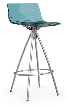 Groovy Calligaris Leau 25 63 Bar Stool Ncnpc Chair Design For Home Ncnpcorg