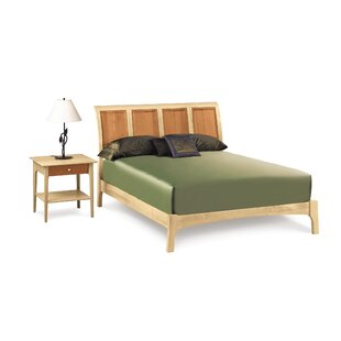 Sarah Platform Bed by Copeland Furniture 2019 Coupon
