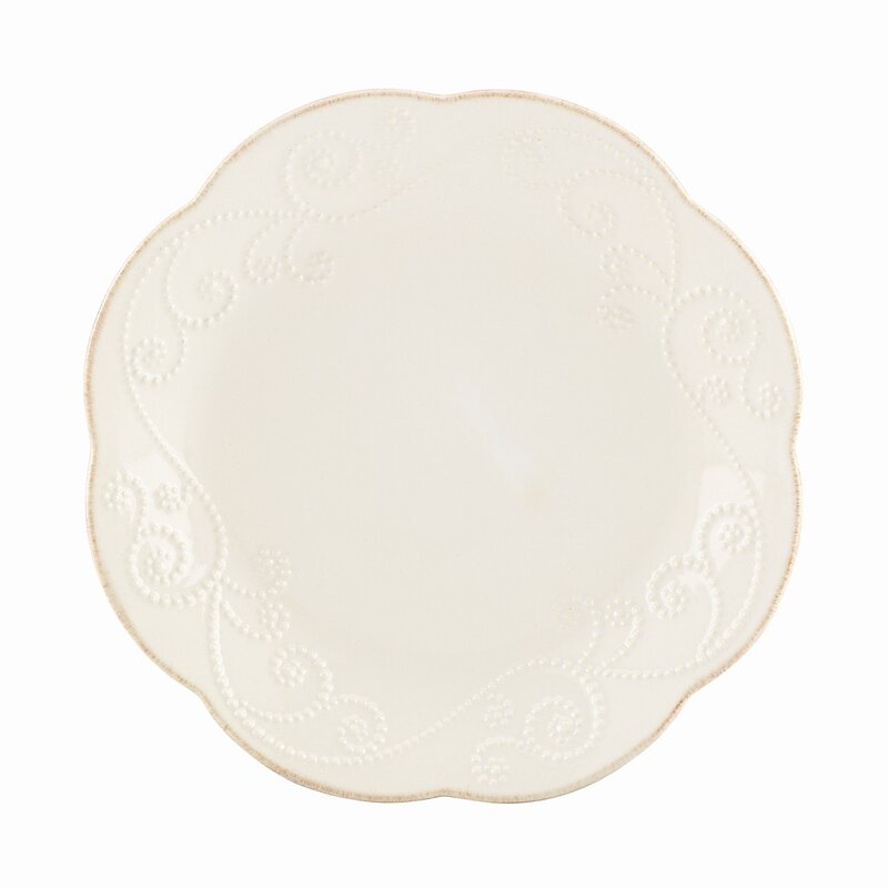 "French Perle 8"" Plate"