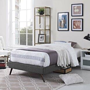 Beckett Dinwiddie Upholstered Platform Bed