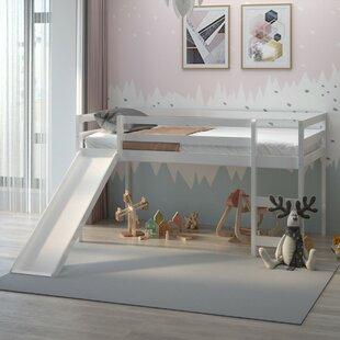 Munroe Twin Low Loft Bed