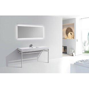 Affordable Serna 59 Single Bathroom Vanity Set ByOrren Ellis