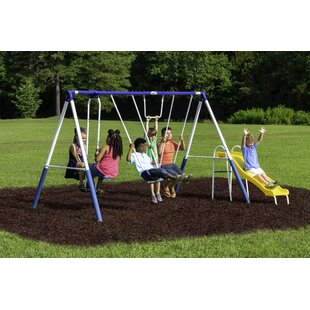 Play All Day Swing Set