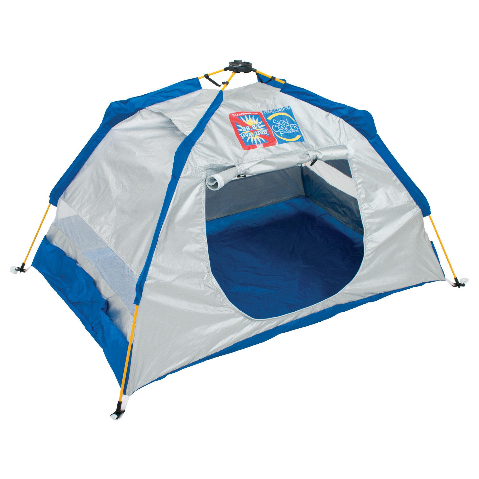 hot sale online 8429b ea56b Total Sun Block Kid?s Pop-Up Beach Tent