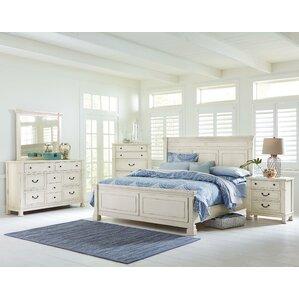 gray wood bedroom furniture. Parfondeval Panel Configurable Wood Bedroom Set Sets  Birch Lane