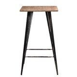 Barloy Bar Height Dining Table by Williston Forge