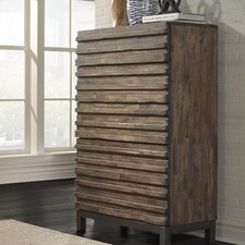 Ashland 6 Drawer Chest by World Menagerie