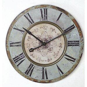 Melody Round Oversized Wall Clock