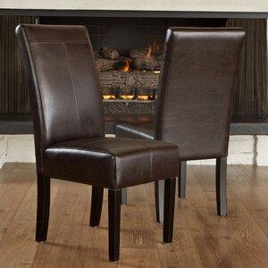 Apple Creek Parsons Chair (Set of 2) by Latitude Run