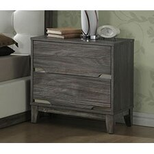 Dilworth 2 Drawer Nightstand by Brayden Studio
