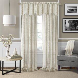 Woodoaks Curtain Valance