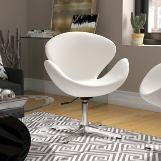 Alfredo Swivel Lounge Chair by Wade Logan SKU:BE254899 Reviews