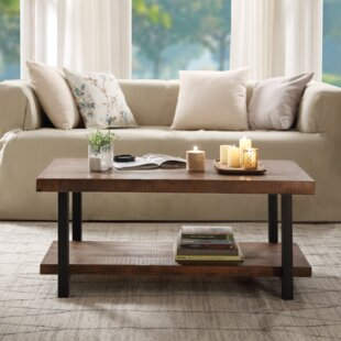 Arsenault Coffee Table with Storage