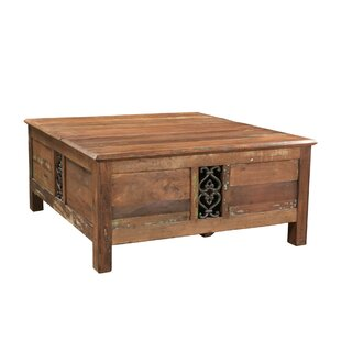 Garmon Coffee Table with Storage