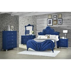 Blue Bedroom Sets Free Shipping Over 35 Wayfair