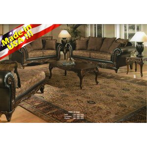 Oswego 2 Piece Living Room Set