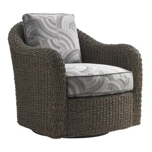 Oyster Bay Swivel Armchair