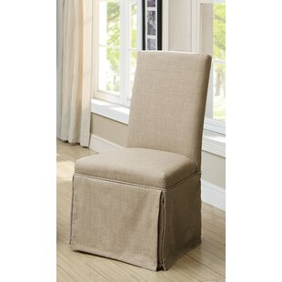 Darlene Upholstered Dining Chair (Set of 2) Gracie Oaks