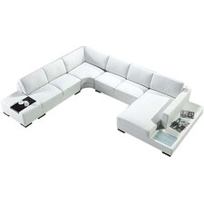 artistant sectional - Modern Sectionals