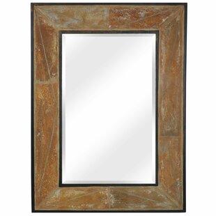 Fleur De Lis Living Rozella Rectangular Accent Mirror