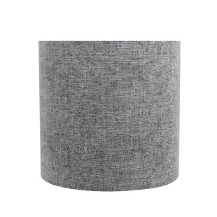 Clip On 5'' Fabric Drum Lamp Shade