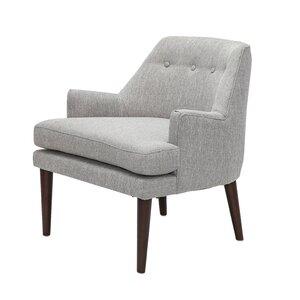 Appaloosa Mid Century Accent Armchair