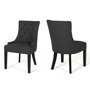 Georgie Upholstered Dining Chair (Set of 2)