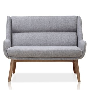 Disalvo Loveseat by Corrigan Studio
