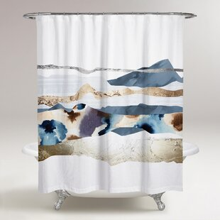 Hey Jude Single Shower Curtain