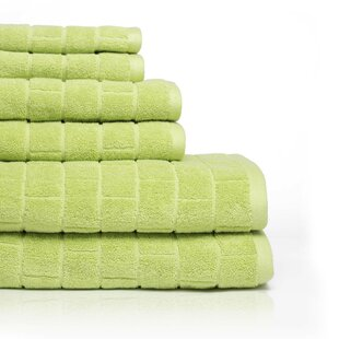 Cobblestone 6 Piece Towel Set