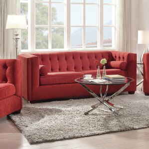 Ramses Decorative Chesterfield Sofa by Red Barrel Studio