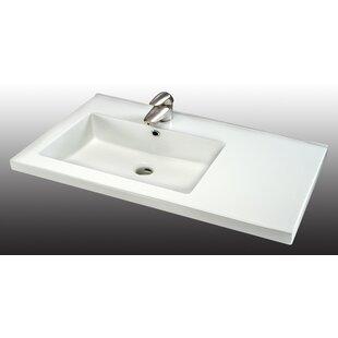 Daytona 31.5 Wall Mount Single Bathroom Vanity by Empire Industries
