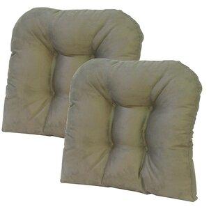 Wayfair Basics Chair Cushion (Set of 2)