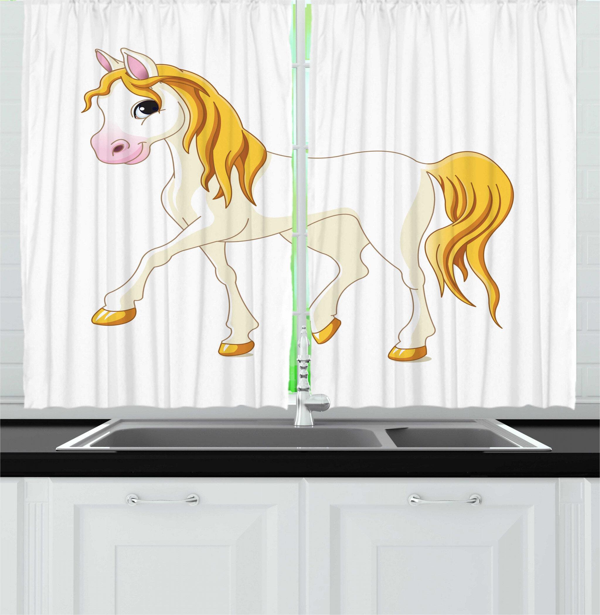 Pony Childish Funny Cartoon