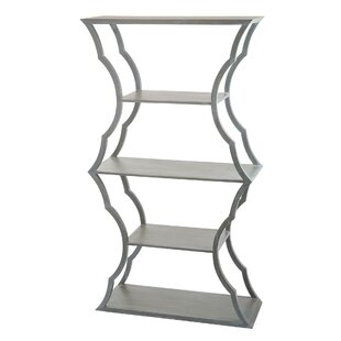 Arundel Etagere Bookcase by Bungalow Rose Sale