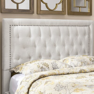 Lark Manor Djibril Upholstered Panel Headboard