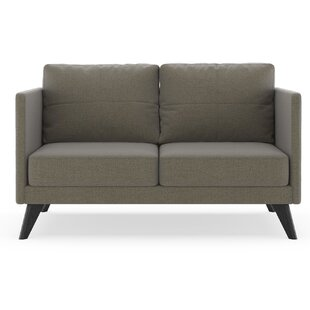 Coyle Oxford Weave Loveseat