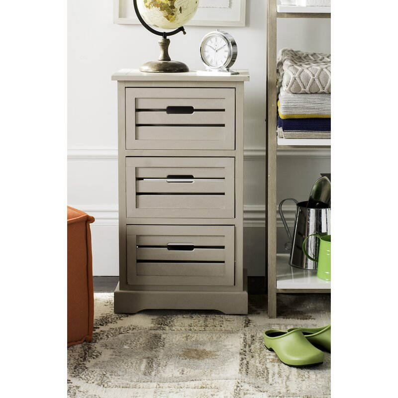 Loftis 3 Drawer Chest