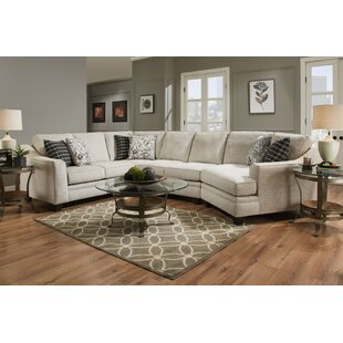 Synthia Sectional by Gracie Oaks Purchase