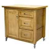 Helton Kitchen Cart by Rosalind Wheeler