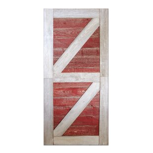 5 Solid Reclaimed Wood Wall Paneling in Sundance Red by Centennial Woods