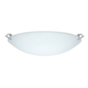 Sonya 2-Light Outdoor Flush Mount