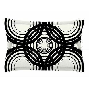 Kathryn Pledger 'Mono Geo' Geometric Sham